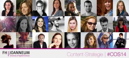 #COS14 - Content Strategie