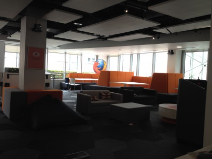 Mozilla Meeting Area
