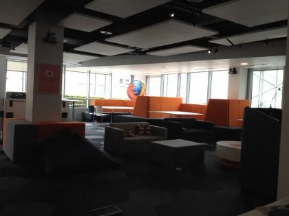Mozilla Meeting Area